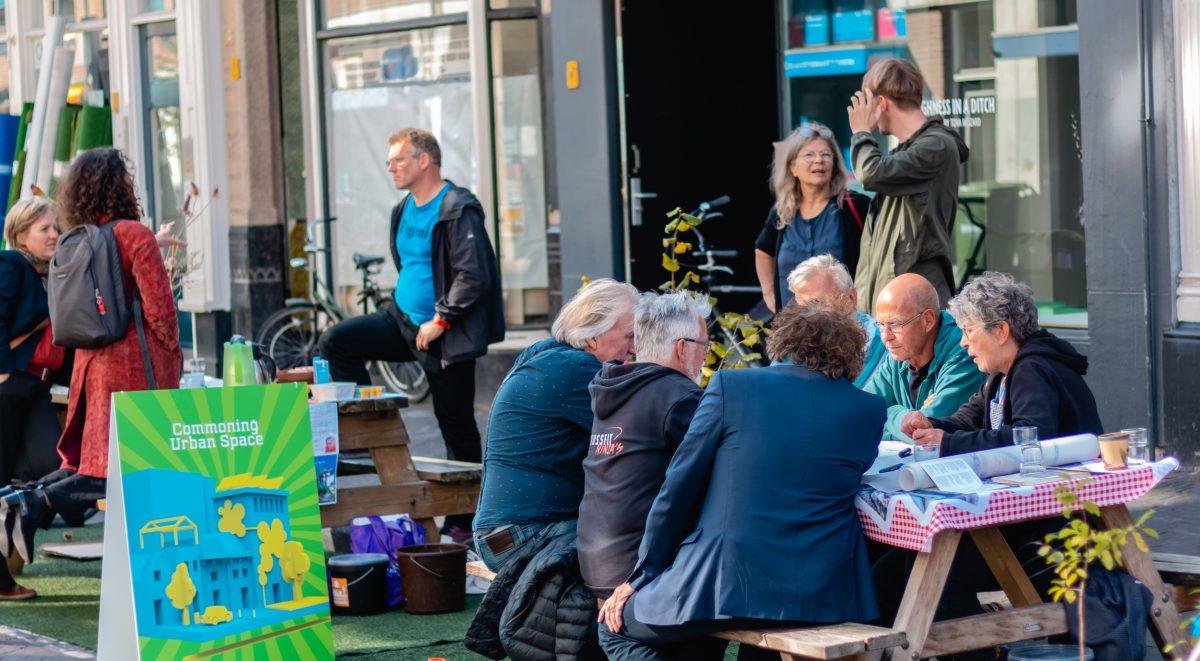 Park[ing] Day Den Haag 2019